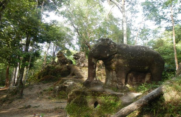 Kulen Mountain bike adventures, Siem Reap cycling tour