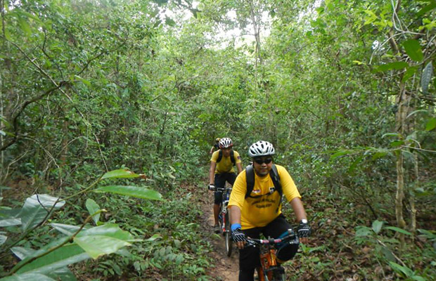 Angkor Single Track, Siem reap cycling tour
