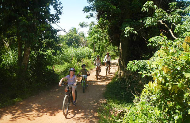 Countryside Family Cycle Tour, Siem Reap Cycling Tour