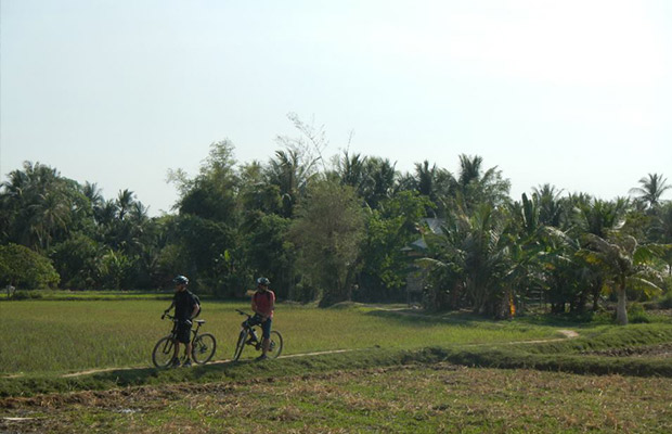 Siem Reap Countryside, Siem Reap Cycling Tour