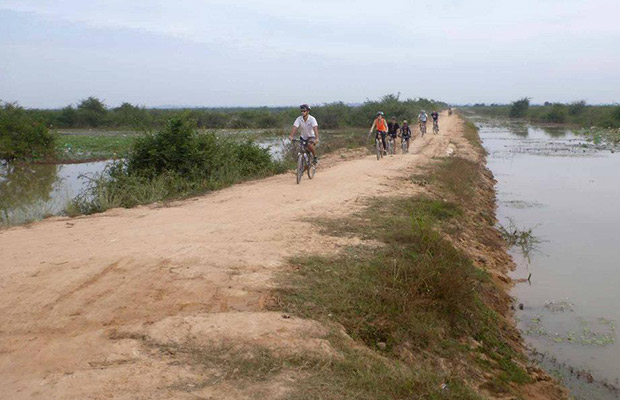 Mountain Bike Siem Reap, Siem Reap Cycling Tour