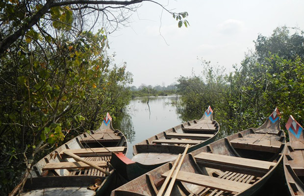 Great Lake Tonle Sap Mechrey, Siem Reap Cycling Tour
