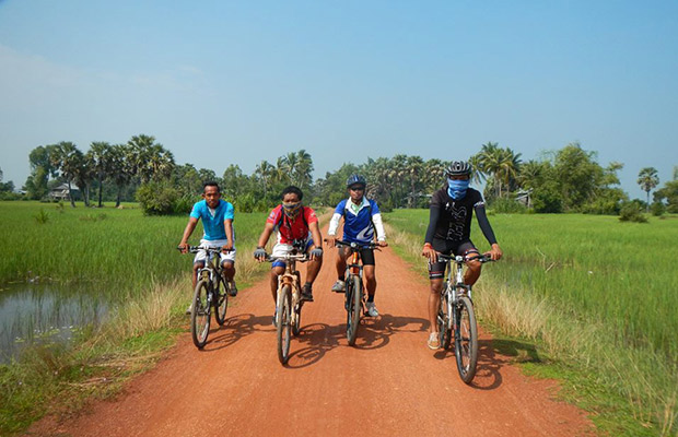 Cycling in Siem Reap, Siem Reap Cycling Tour