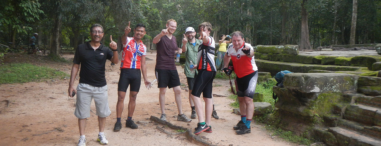 Camouflage Adventures, Cambodia Cycling Tour