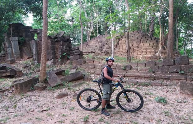 Mountain bike adventures, Siem Reap cycling tour